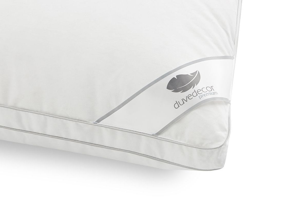 Almohada Supreme Medium 90% Duvet europeo