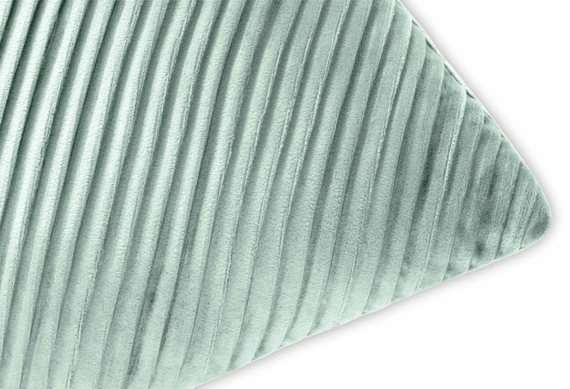 Cojin Folds Atlantic Verde Claro