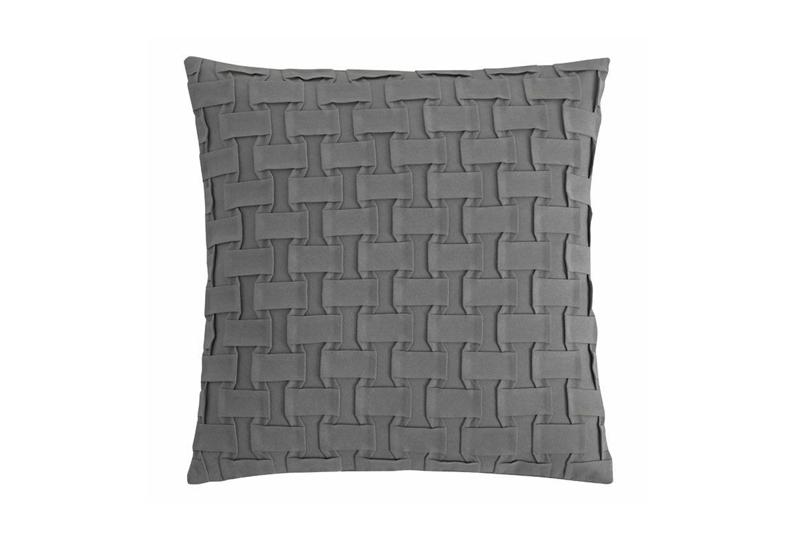 Cojin Block Atlantic Gris