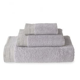 Set de Toallas Home Gris