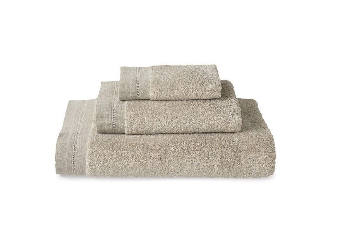 Set de Toallas Home Beige