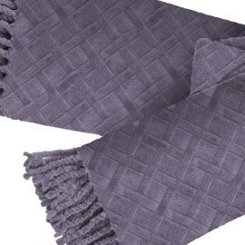 Plaid Galia Lavanda
