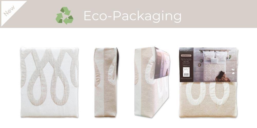 Nuevo packaging Ecofriendly