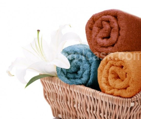 textil baño para cuidar tu piel