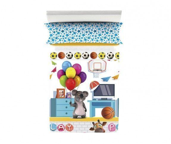 13bfa16cc Los juegos de sábanas que encontramos dentro de la gama Junior Play Kids  son una auténtica pasada