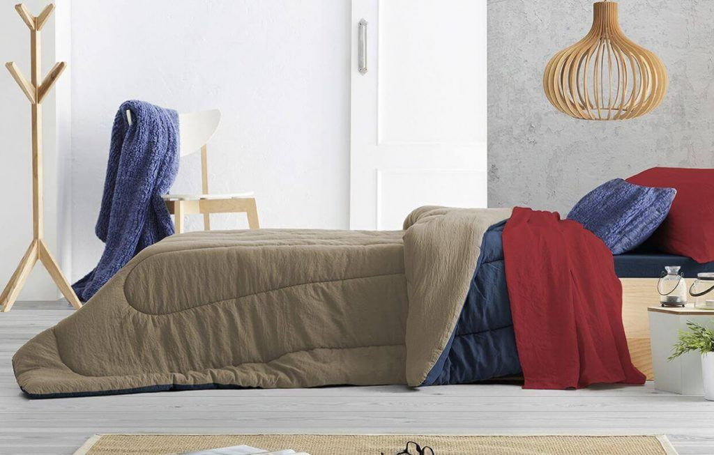 Set Bed in a Bag, ropa de cama juvenil e infantil que ofrece todos los productos necesarios para vestir tu cama en un mismo producto.