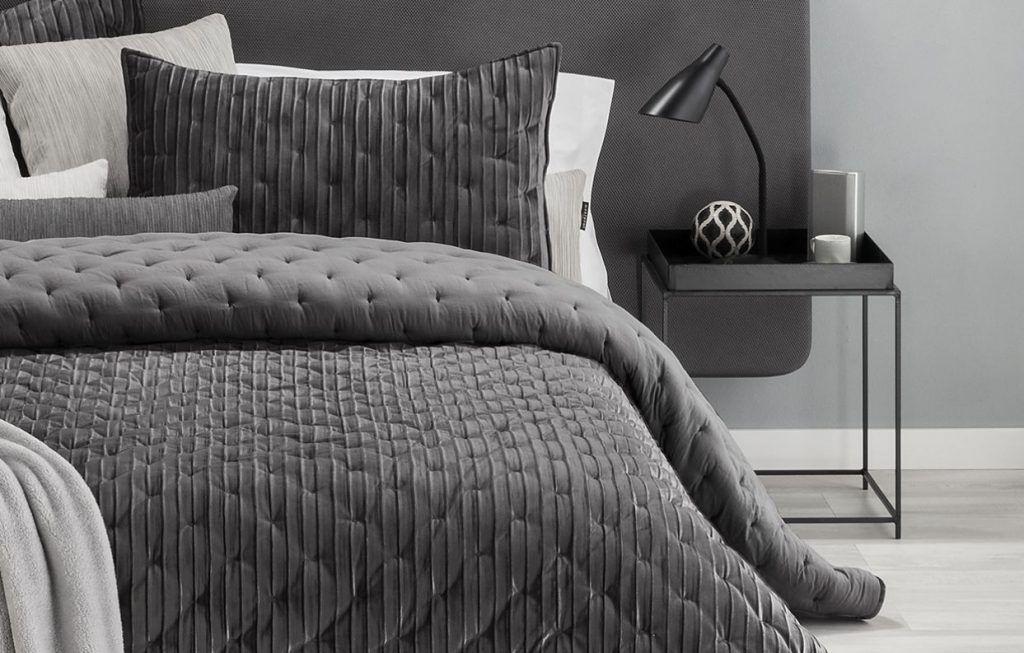 edredon comforter stick gris manterol casa