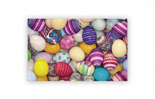 Alfombra Junior Huevos Pascua