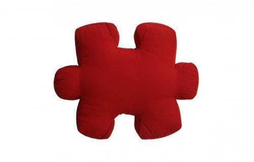 Cojín Pieza Puzzle
