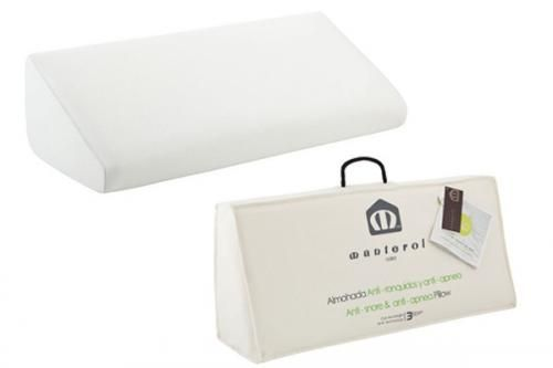Almohada antirronquidos Breath Easy